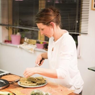 Katja Sedlinger Die Fitmacher Kochkurs